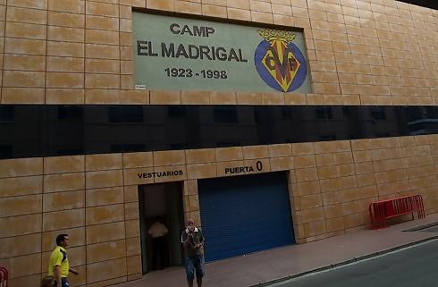 Oprykker stoppede Villarreals sejrsstime