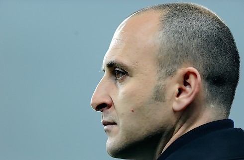 Inter-boss gl�der sig over sejr