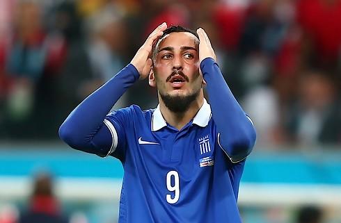 Officielt: Galatasaray lejer Mitroglou