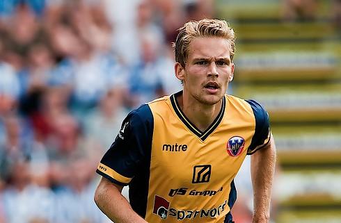 Rasmus Lynge trives i norske Arendal