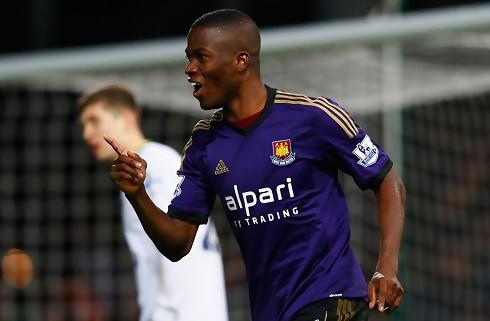 West Hams Valencia tager til Mexico