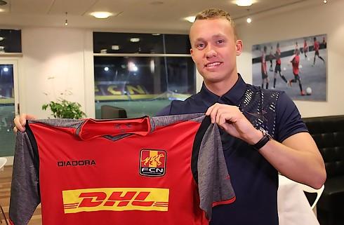 Norrköping henter tidligere FCN-spiller