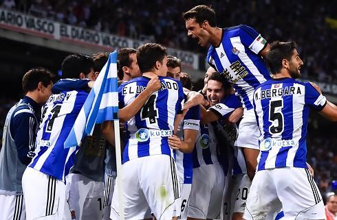 Sociedad afv�rgede Betis-comeback