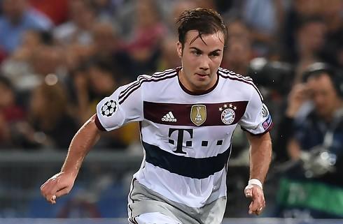 Götze: Fremtid i Bayern afhænger af Ancelotti
