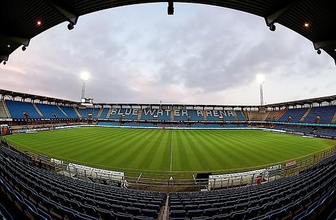 Hollænder erstatter Lungi i Esbjerg
