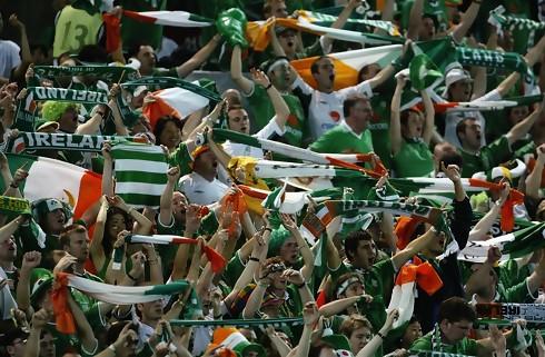 Irsk back utilfreds med dommeren