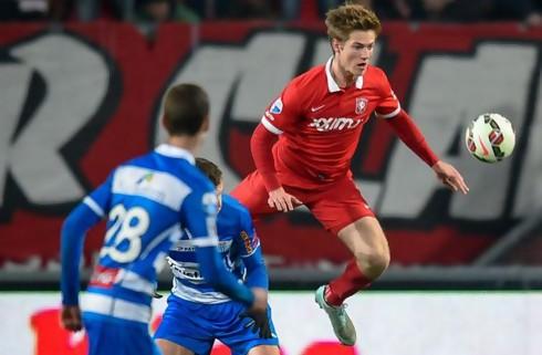 Joachim A. og Twente nedlagde Groningen