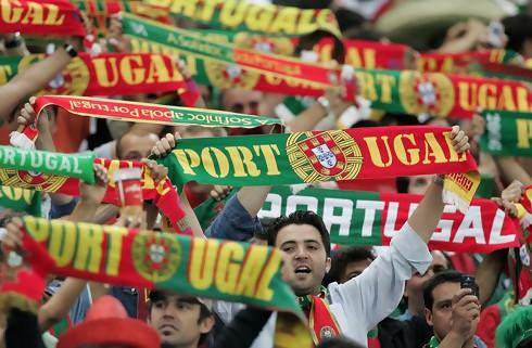 Serbisk keeperdrop gav Portugal sejren