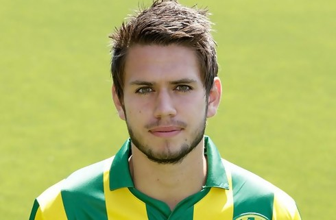 Mathias Gehrt skriver med FC Roskilde