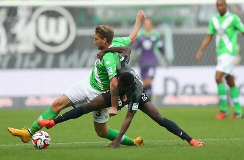 Massivt mandefald i Wolfsburg