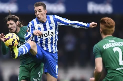 EfB-midt om U21-tur: Pr�steret rigtig godt
