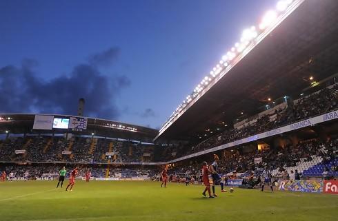 Segunda-klub sparkede Eibar ud af pokalen