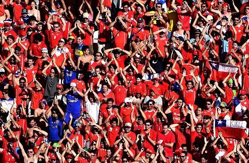 Chile vandt trods kontroversiel TV-beslutning