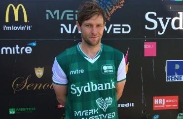 Henrik Bødker stopper i Næstved