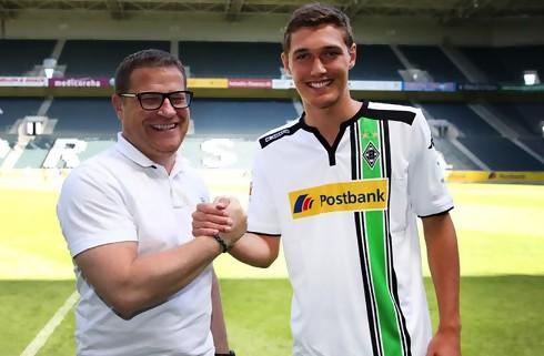 Gladbach opgiver Christensen