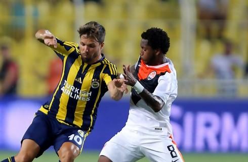 Shakhtar-boss: Fred skifter til Manchester-klub
