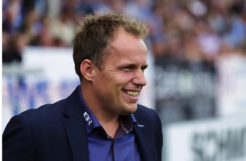 Jakob Michelsen er årets træner