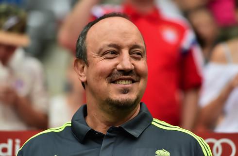 Rafa Benitez: Det har v�ret en �re