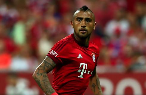 Arturo Vidal skal opereres for knæskade