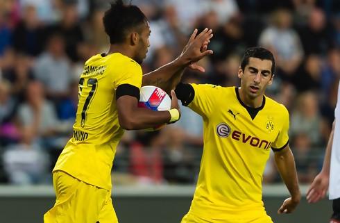 Dortmund sejrede og sendte Porto ud