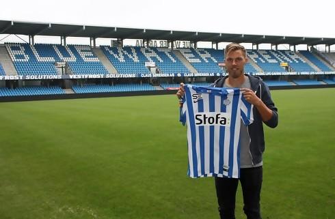 Officielt: Bjørn Paulsen til EfB