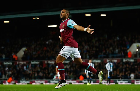 Officielt: Payet i West Ham til 2021