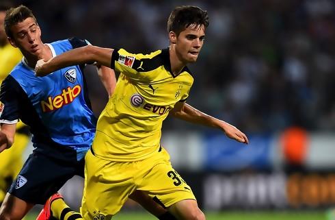 Dortmund-boss nægter at slippe Julian Weigl