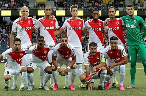 Monaco fik has på Evian til sidst