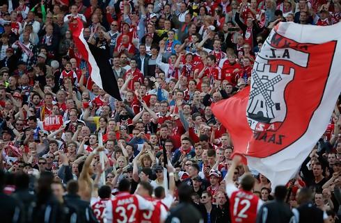 AZ Alkmaar videre efter drama