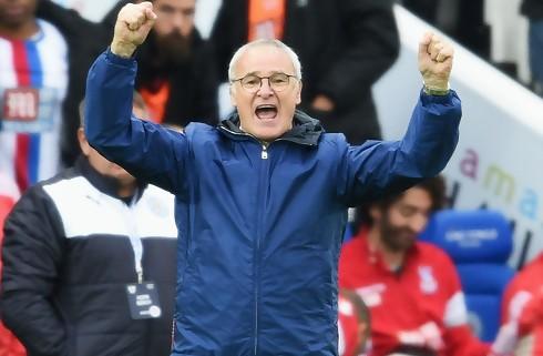 Sp�ndt Ranieri: Intet pres mod City