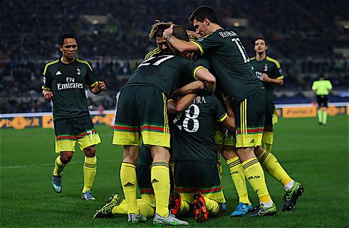 Antonelli s�rgede for Milan-sejr mod Torino