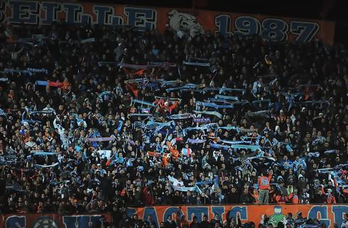 Marseille sendte Montpellier ud af pokalen