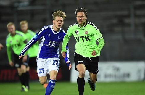 Martin Svensson tager til Island
