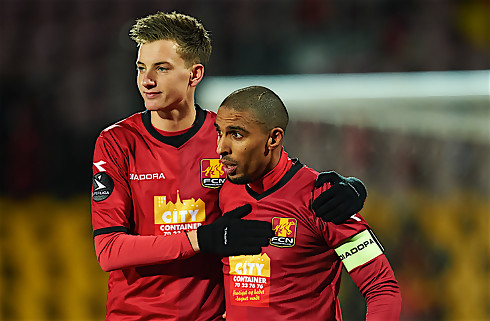 FCN lader Mathias Hebo gå til ny klub