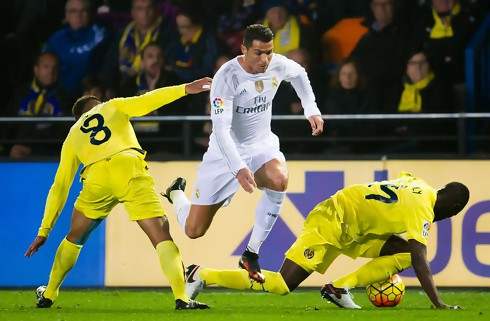 Ronaldo nyder livet under Zidane