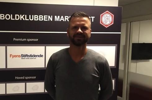 DS-klub ansætter Carsten Hemmingsen