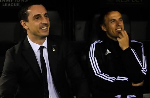 Ottende ligakamp i streg uden sejr for Valencia
