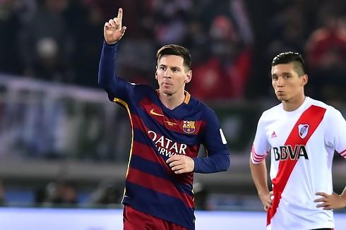 Messi skal unders�ges for nyreproblemer
