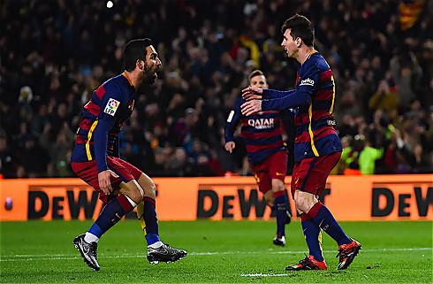 Barca bankede Espanyol i ondsindet derby