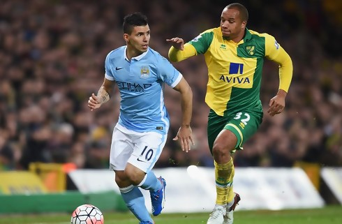 Ustyrlige Aguero str�lede i City-avancement