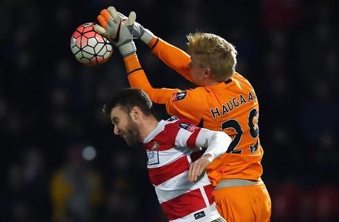 Haugaard debuterede med Stoke-sejr