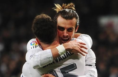 Bale leverede hattrick i Zidane-debut
