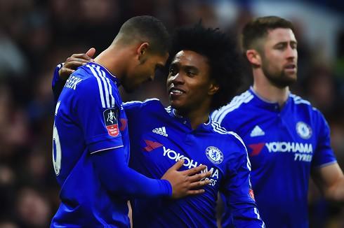Chelsea videre i sikker stil