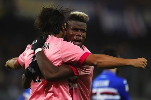 Juventus hentede sejr nummer ni i streg