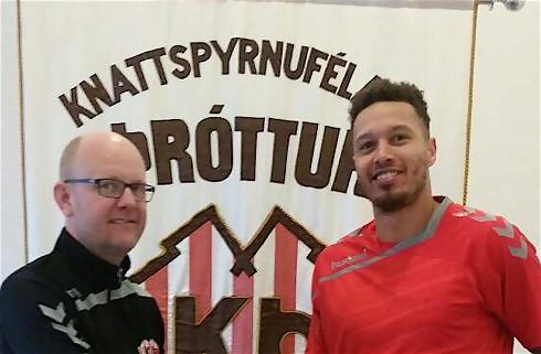 Svärd er færdig i islandsk bundklub