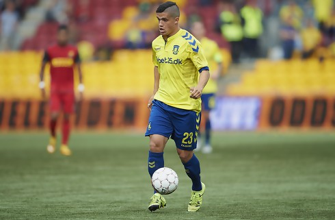 Brøndby ophæver Patrick Da Silvas kontrakt