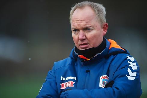 Riddersholm vil se mere ansvar fra spillerne