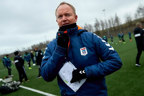 AGF vil tage initiativet mod FCK