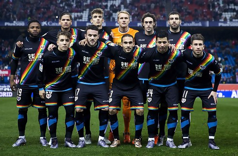 VAR-dom fældede Rayo i La Liga-bundkamp
