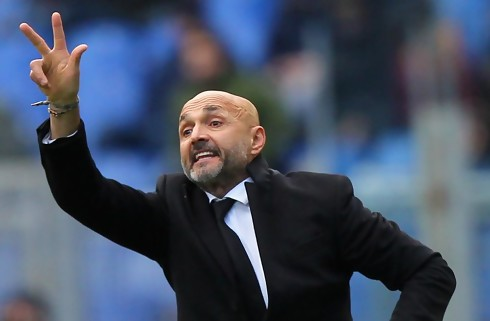Spalletti: Sv�rt at acceptere resultatet